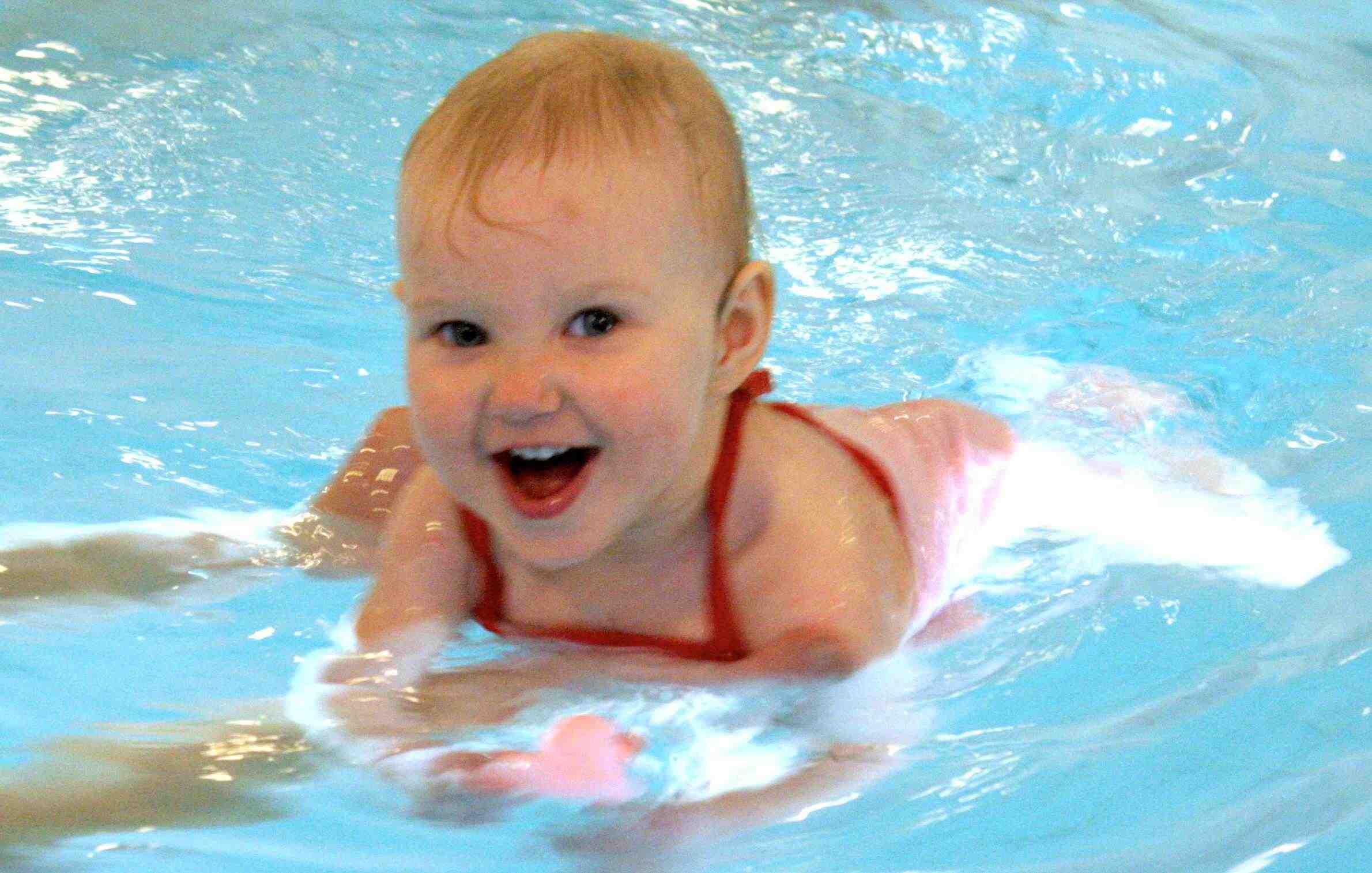 vauvan sukellusrefleksi